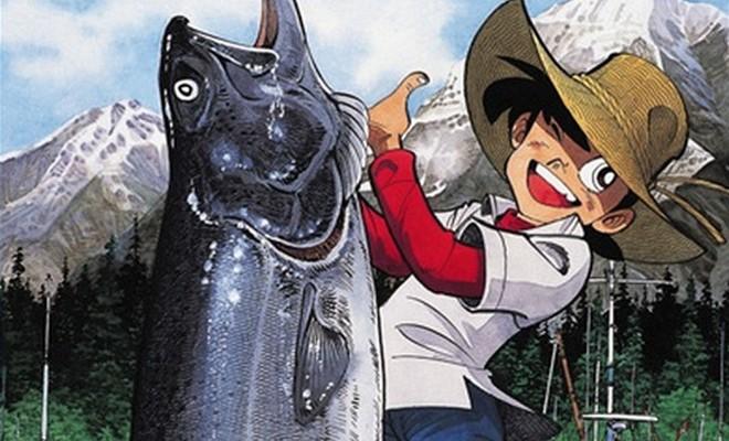 Dvd sampei il ragazzo pescatore volume